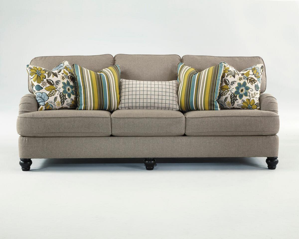 Hariston Shitake 4 Pc Sofa Loveseat Chair And A