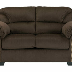 Kinlock U2013 Chocolate U2013 Loveseat