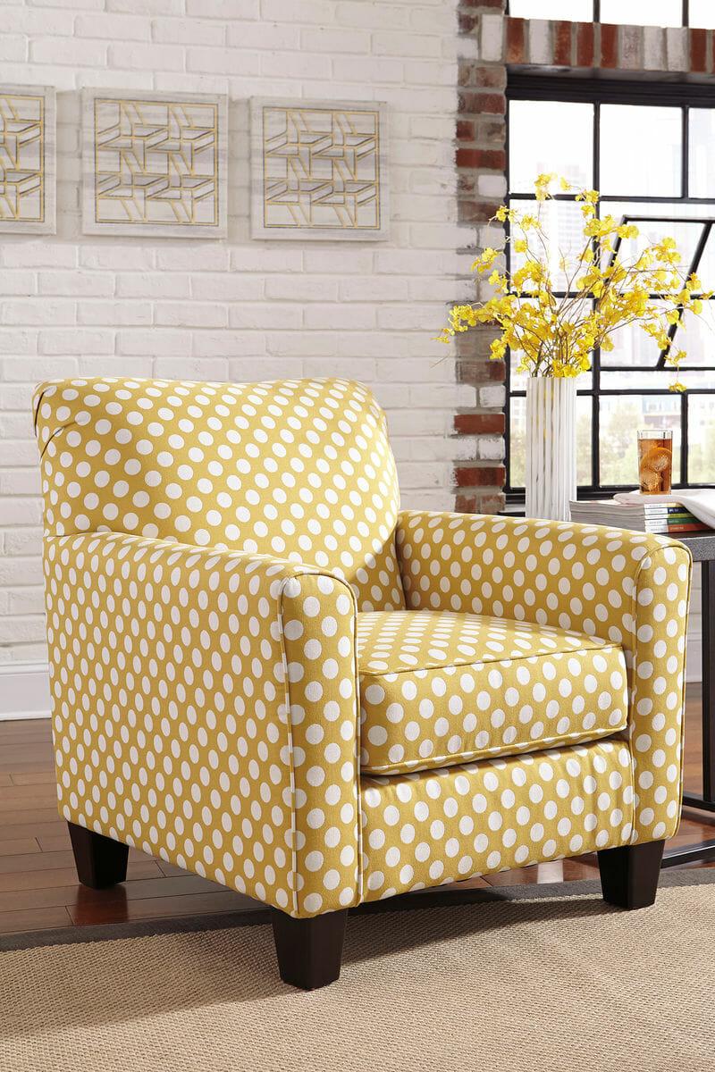 Brindon - Charcoal - Sofa, Brindon Accent Chair & Airdon ...
