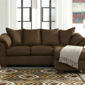 Remarkable Darcy Cafe Sofa Chaise Loveseat Gmtry Best Dining Table And Chair Ideas Images Gmtryco