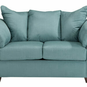 Awesome Darcy Sky Sofa Chaise Loveseat Gmtry Best Dining Table And Chair Ideas Images Gmtryco