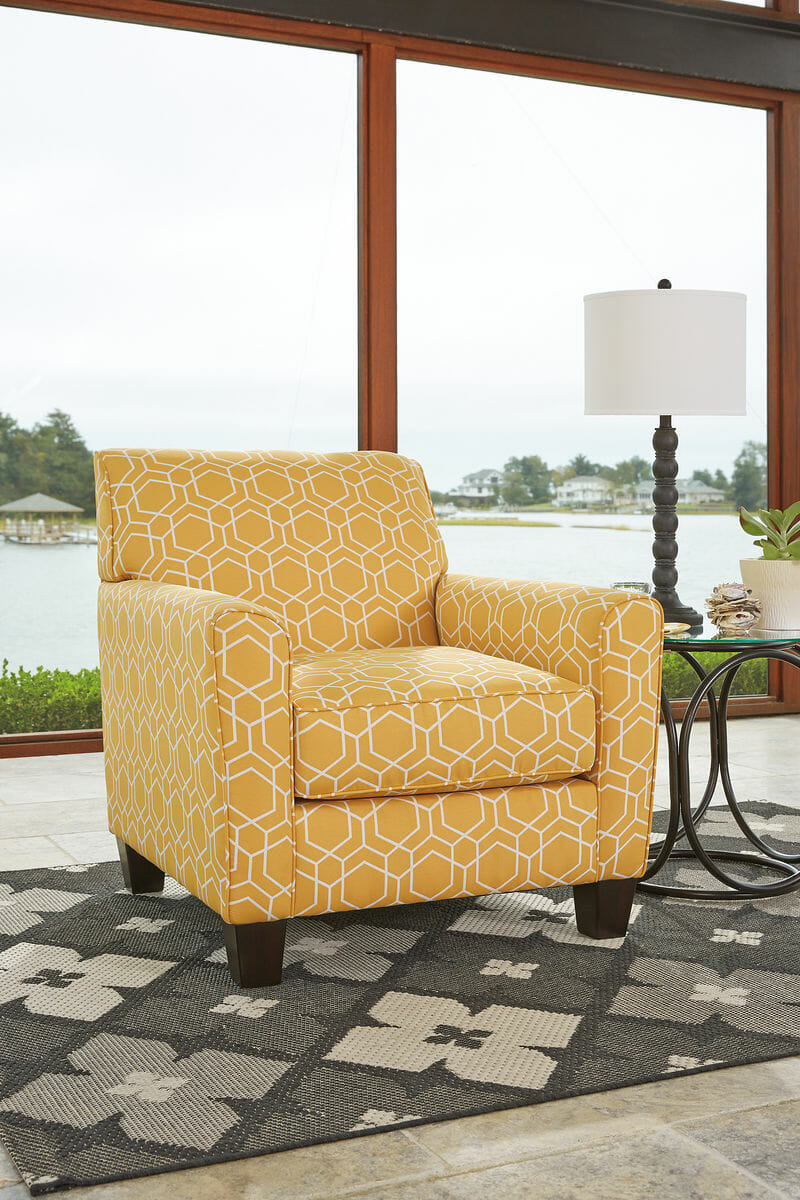 Ayanna Nuvella u2013 Gold u2013 Accent Chair : gold accent chair - Cheerinfomania.Com