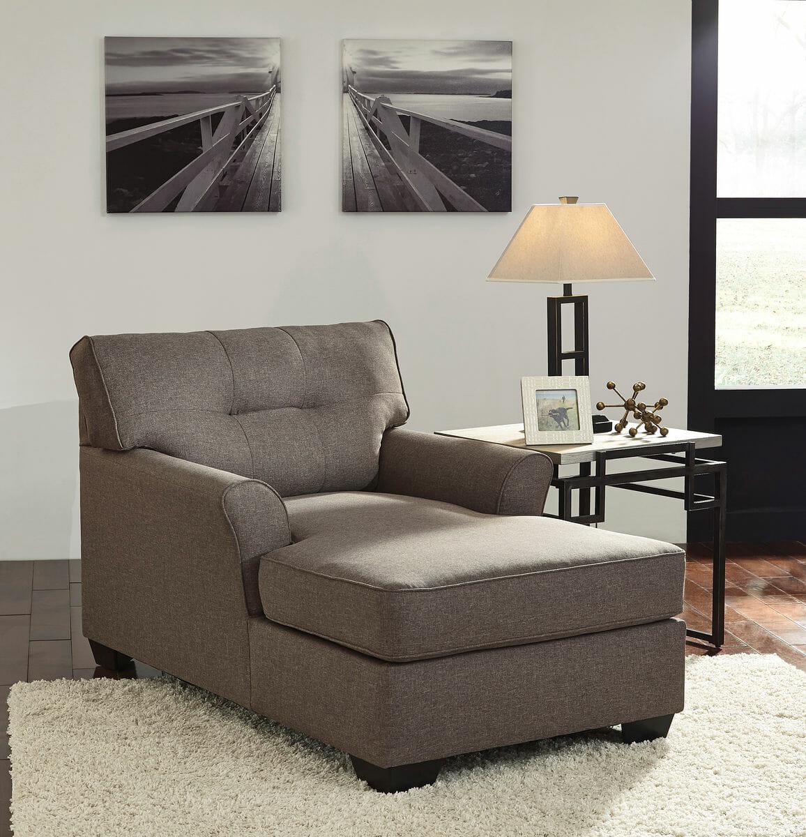 Tibbee Sofa Loveseat Amp Chaise Nc Gallery Furniture