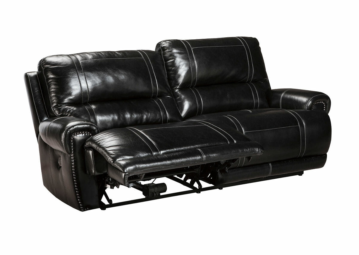 Paron antique 2 seat reclining power sofa dbl rec power loveseat with console nc gallery Power loveseat recliner