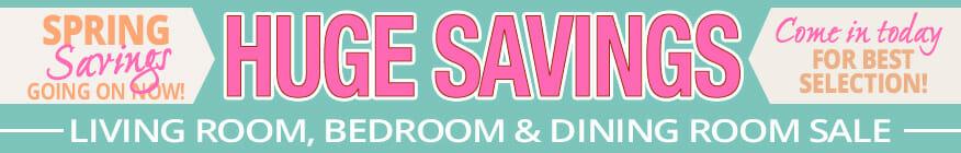 Spring Savings Gallery Furniture