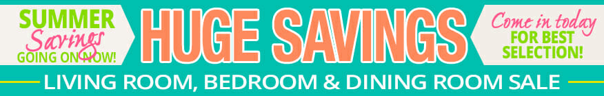 NC Gallery Furniture Huge Savings